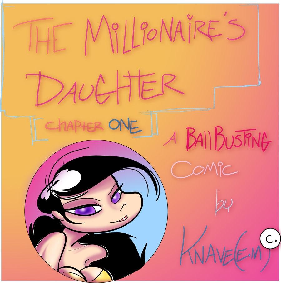 Knave - Millionaire\'s Daughter