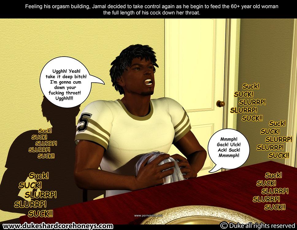 Ms Jiggles 3D - Part 4- Duke Honey