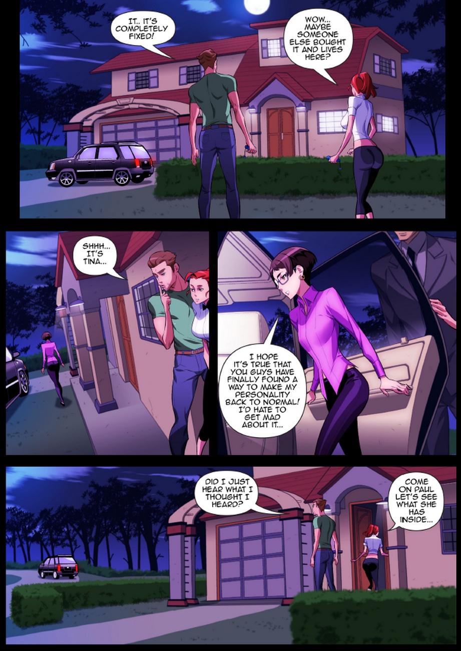 My Giantess Ex-Girlfriend 2 - part 2