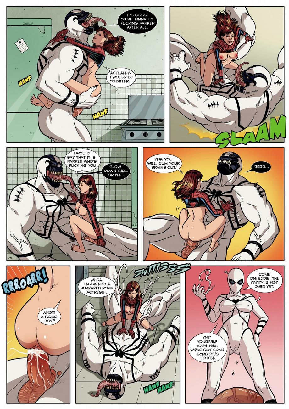 порно человек паук видео мультики