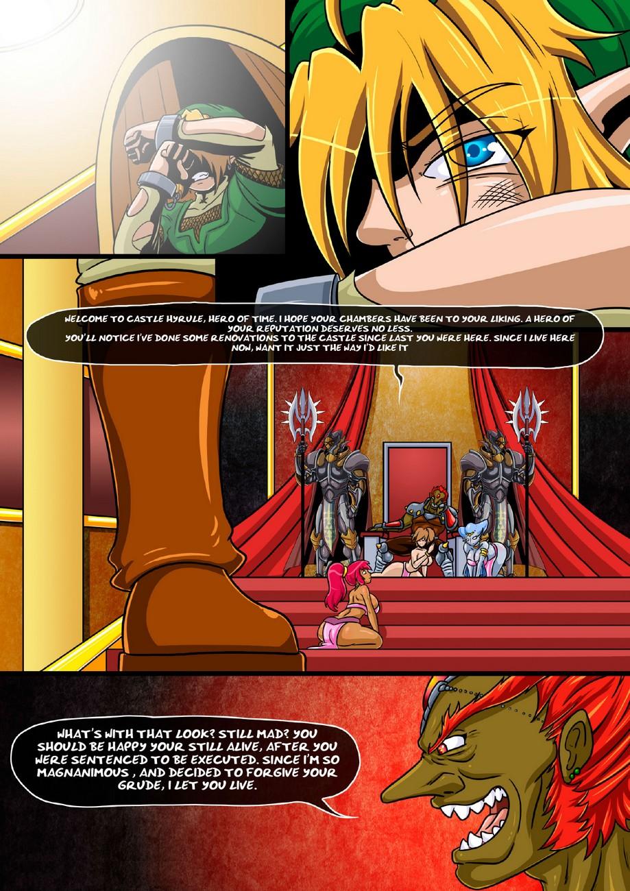 The Legend Of Zelda - The Ocarina Of Joych