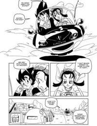 Dragon Ball- Wedding Night
