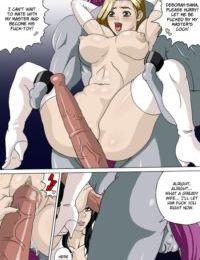 Hentai- Sacrifice of the Beast