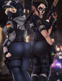 Shadman- Rainbow Six Seige