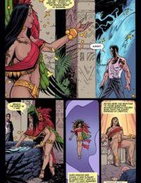 MuscleFan- Aztec Muscle 4