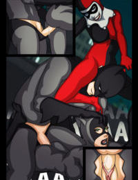 Justice League- Threesome