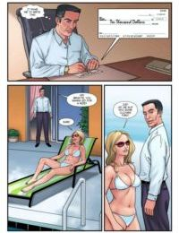 Incest Sex- Mom-Son's Yard Work 06