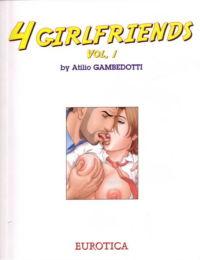 Atilio gambedotti- 4 Girlfriends 1