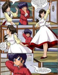 Ranma Hentai- Keeping it clean