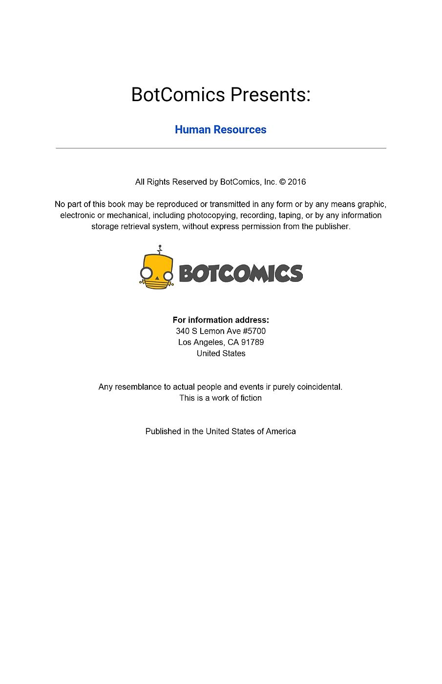 Bot- Human Resources