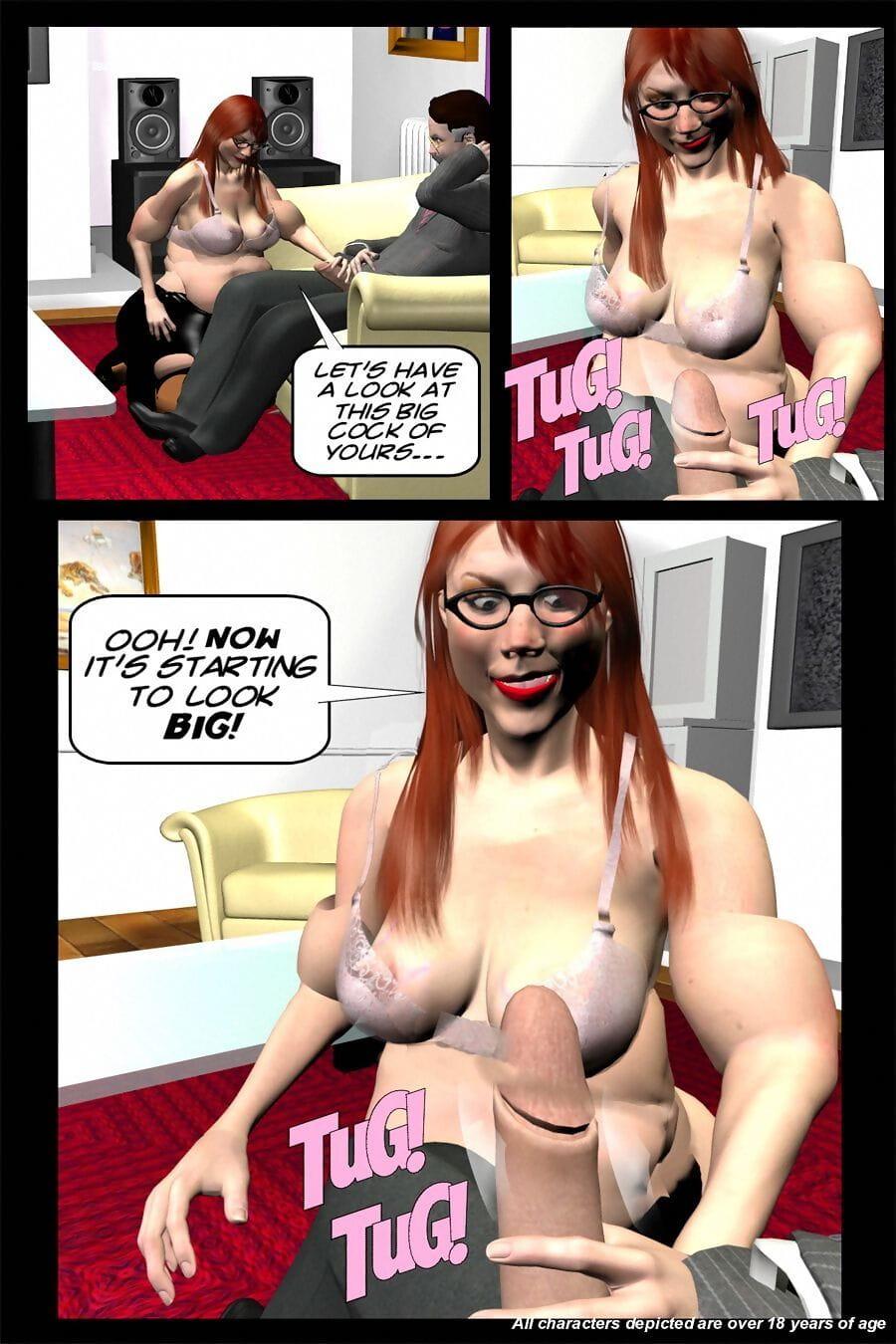 Milf-3D – Lisa's Big Date