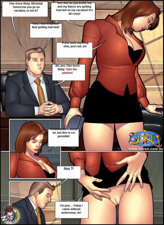 спортсменка порно комиксы