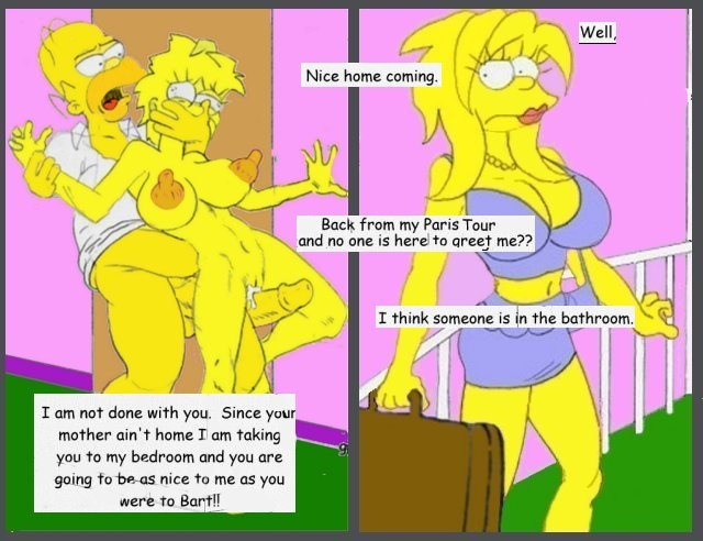 Would like simpsons never ending porn story