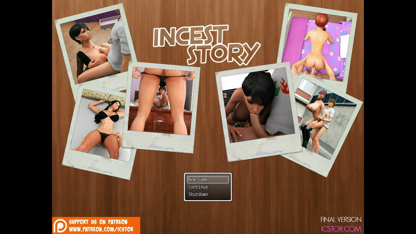 Sister and Mom- Icstor - Incest story