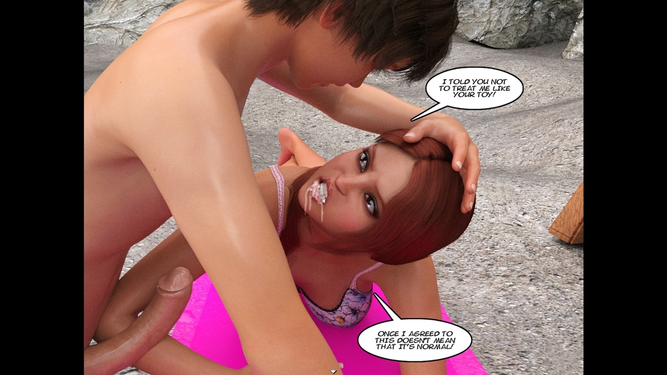 Sister and Mom- Icstor - Incest story - part 3