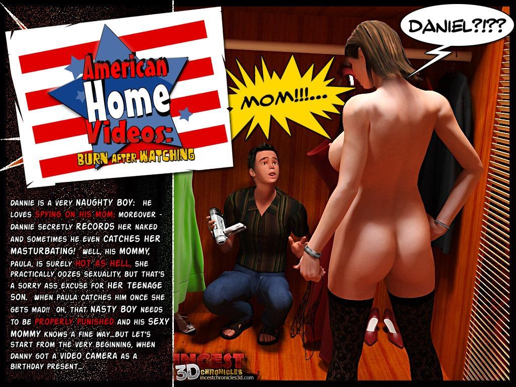 อเมริกัน กลับบ้าน วิดีโอ incestdchronicles