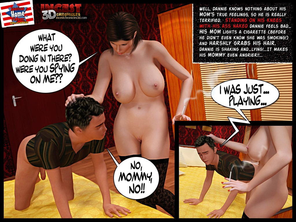 American Home Video- Incest3DChronicles - part 3