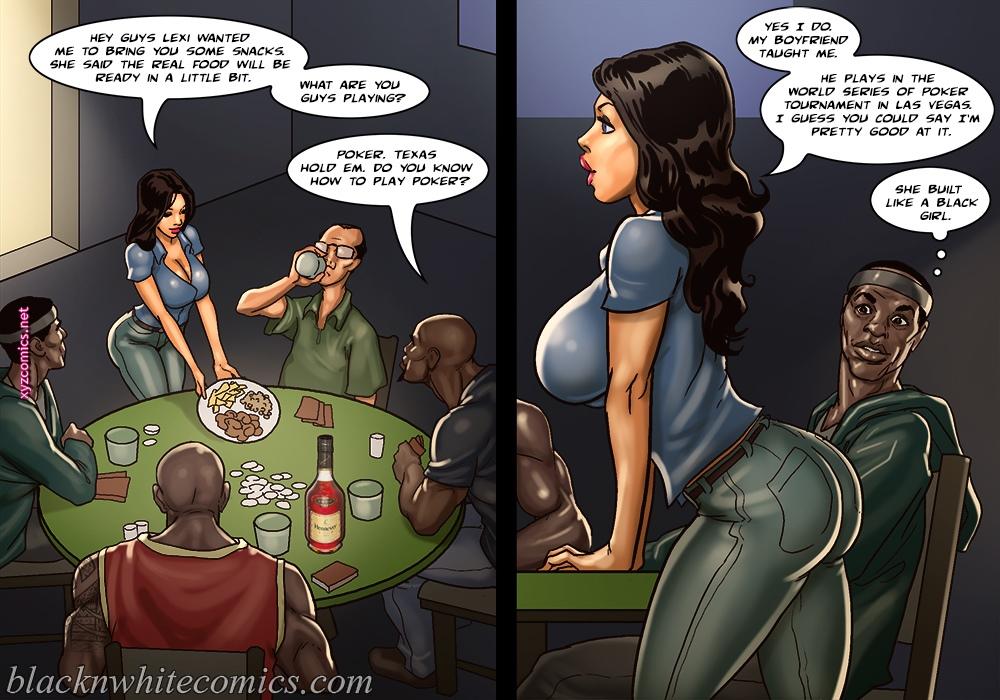 BlacknWhite- The Poker Game 2