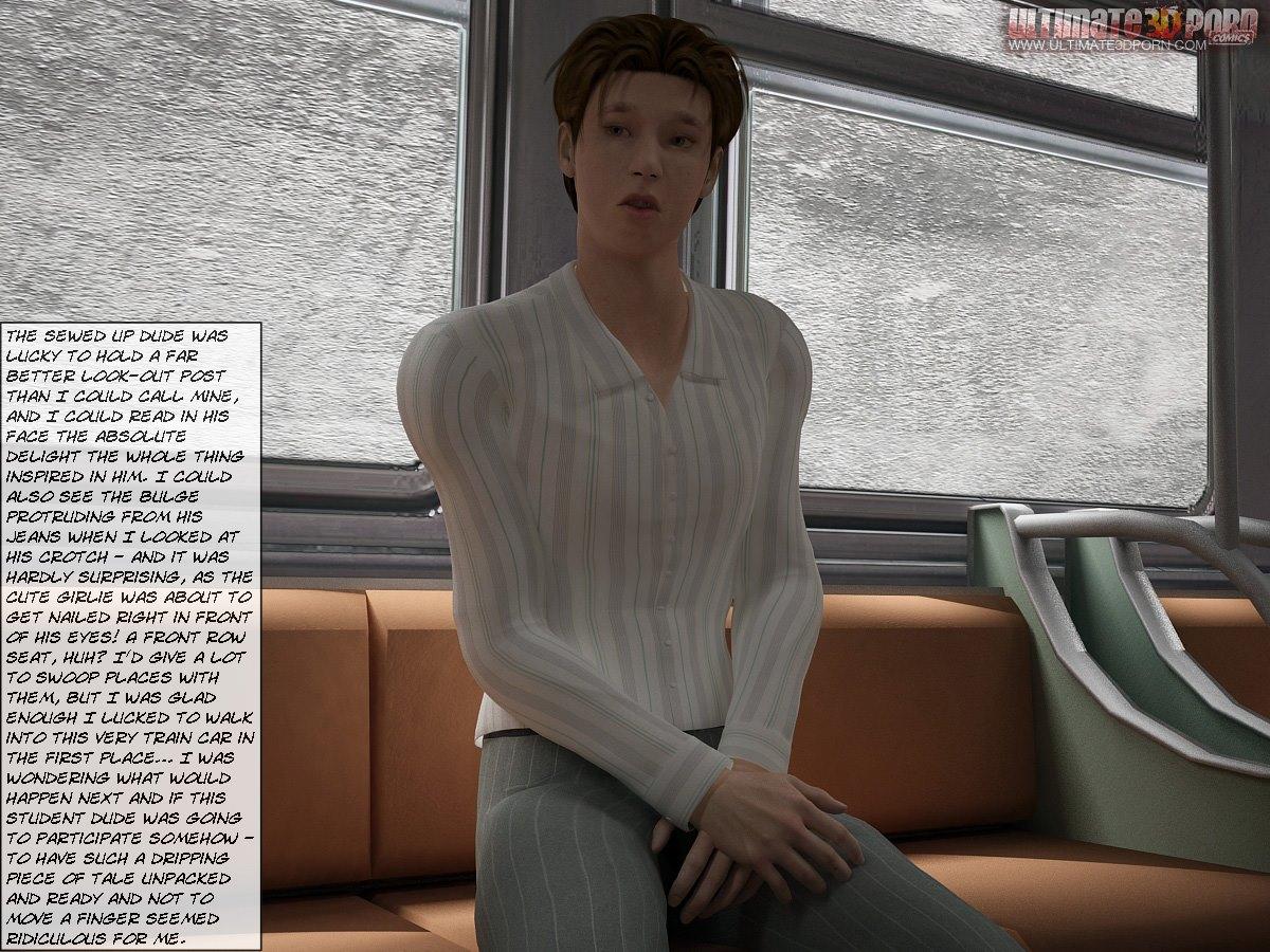 Sex In Subway- Ultimate3DPorn - part 2