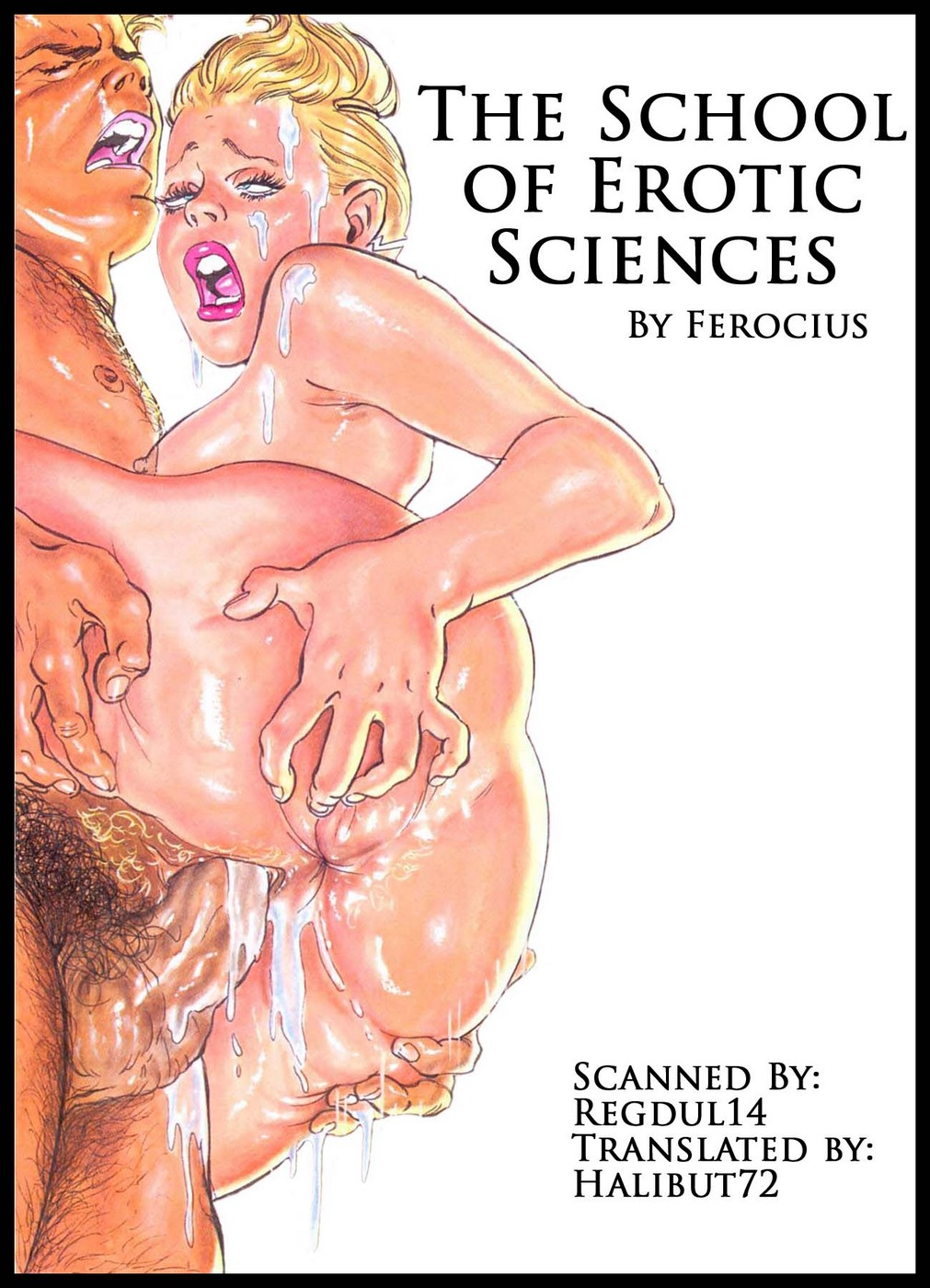 School Of Erotic Sciences- Ferocius