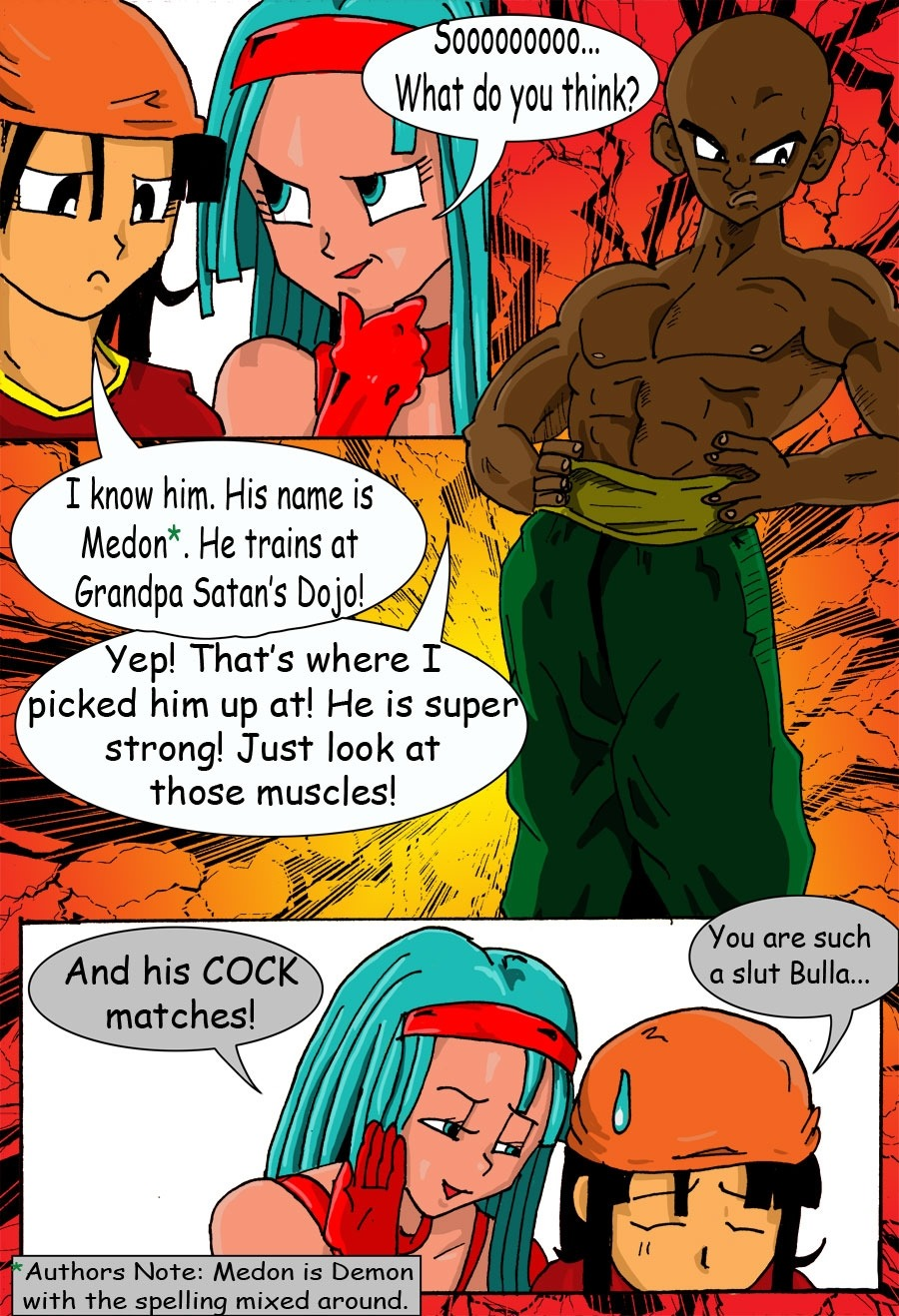 Dragon Ball- Pan And Bra\'s New Trainer