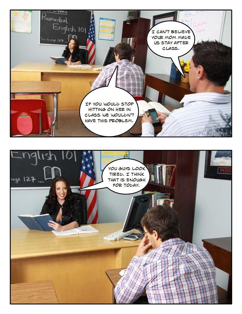 Teachers Lesson on Incest