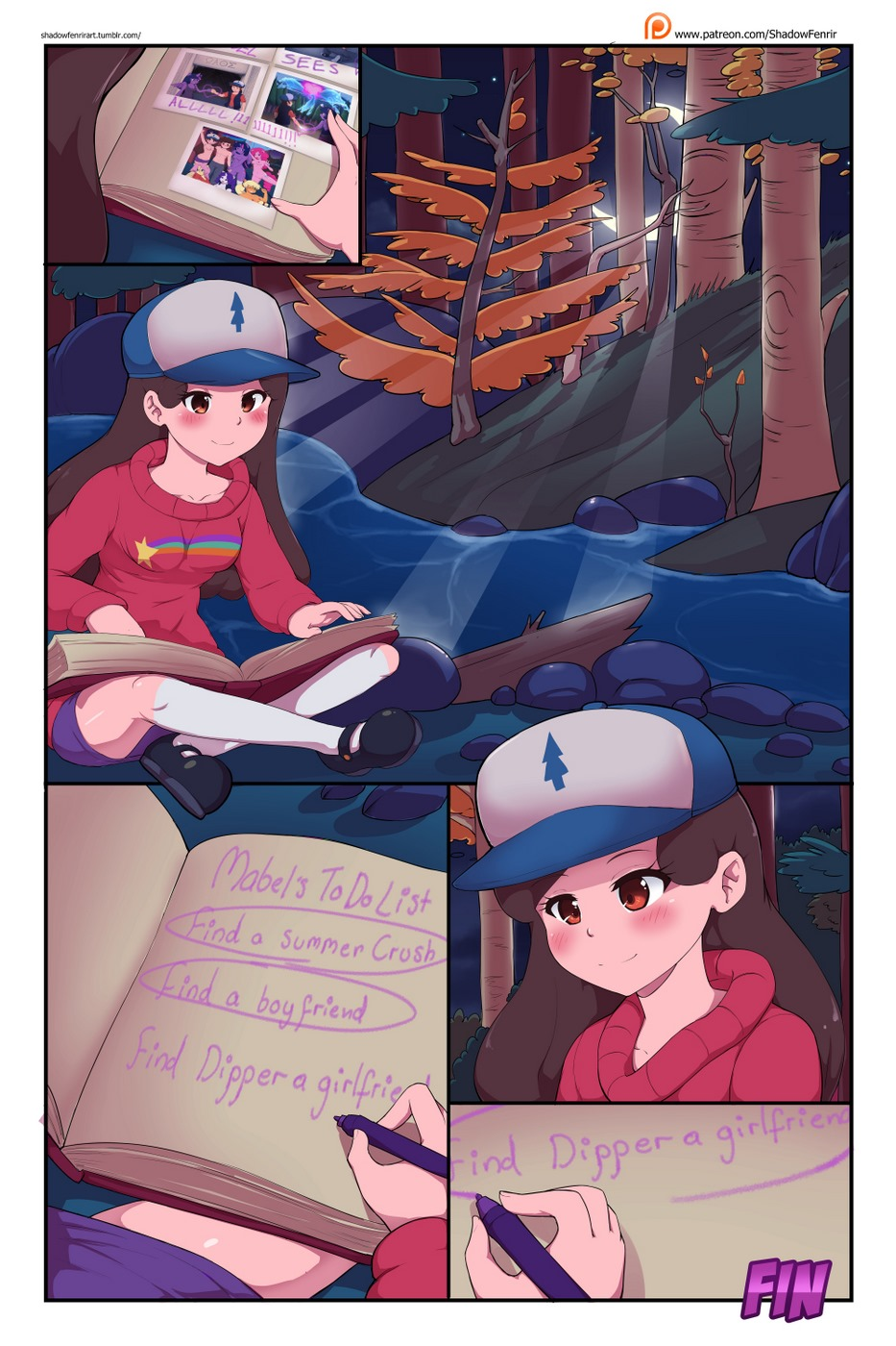 Gravity Falls -To Do List 2 - part 2