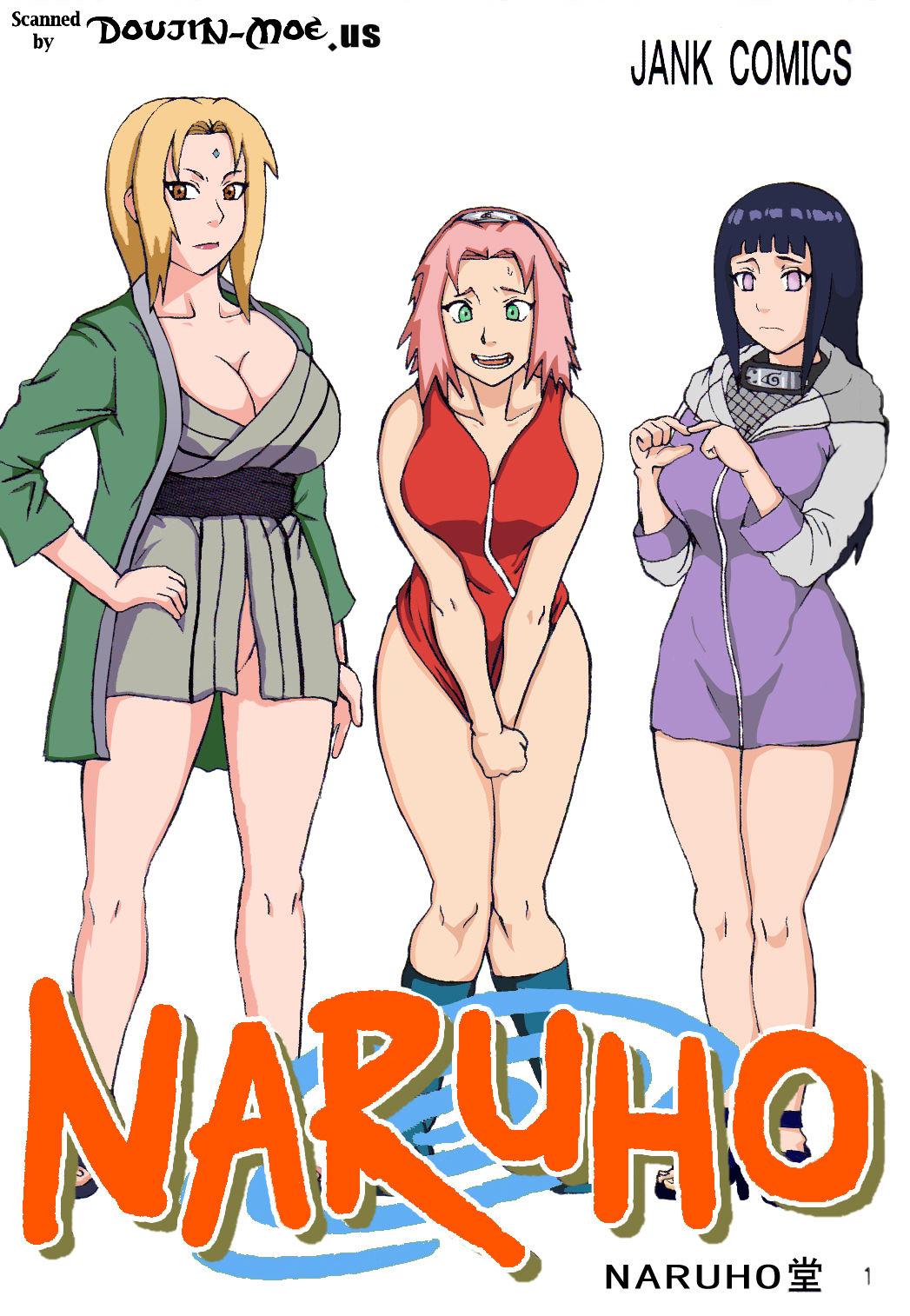 Naruto-Tsunade\'s Sexual Therapy