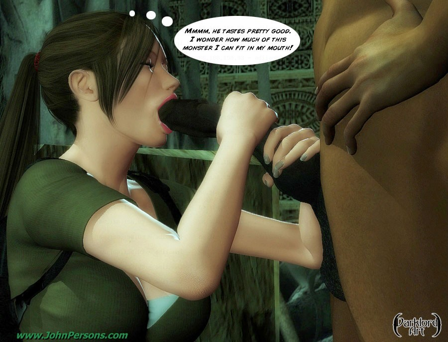 Relic Hunter- Lara Croft- Darklord - part 2