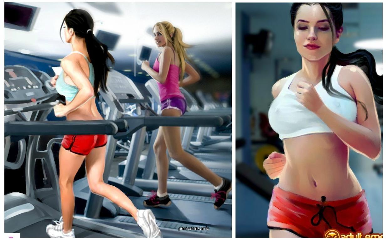 How did i fuck my fitness mate- Nicole Heat