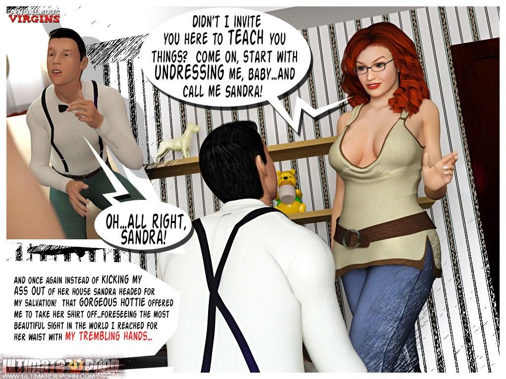 Teacher of Sex- Anonimous Virgins - part 3