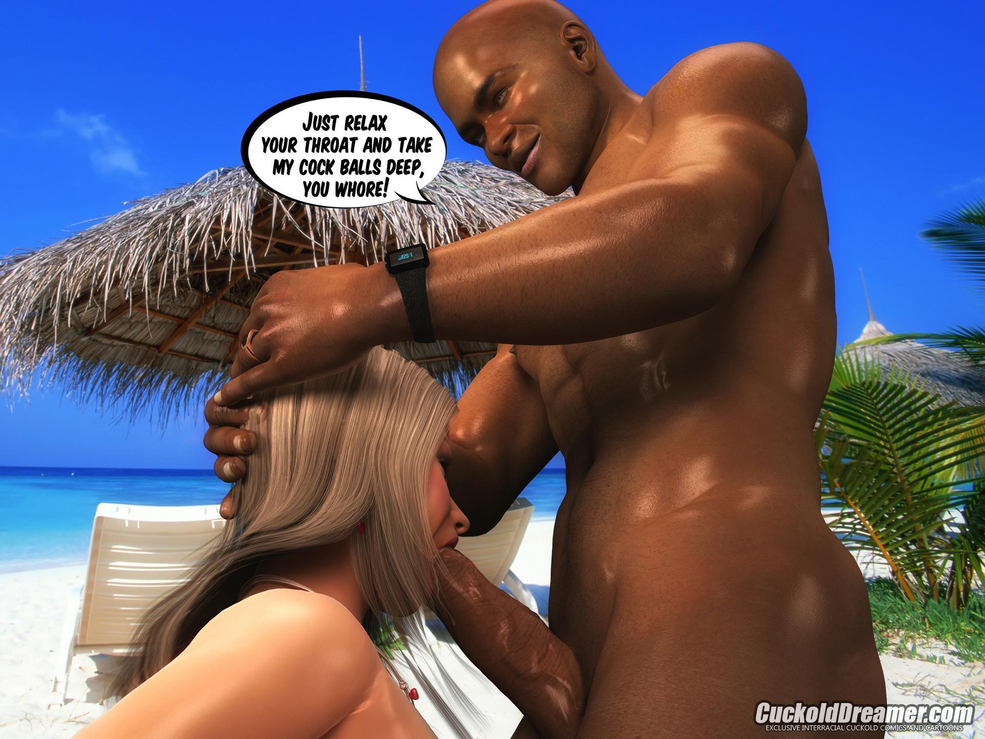 妻 空腹 のための 黒 cocks cuckolddreamer - 部分 2