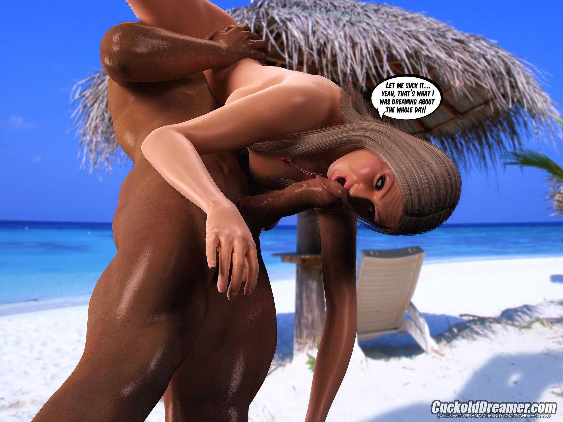 아내가 배고픈 대 블랙 자지 cuckolddreamer - 부품 2