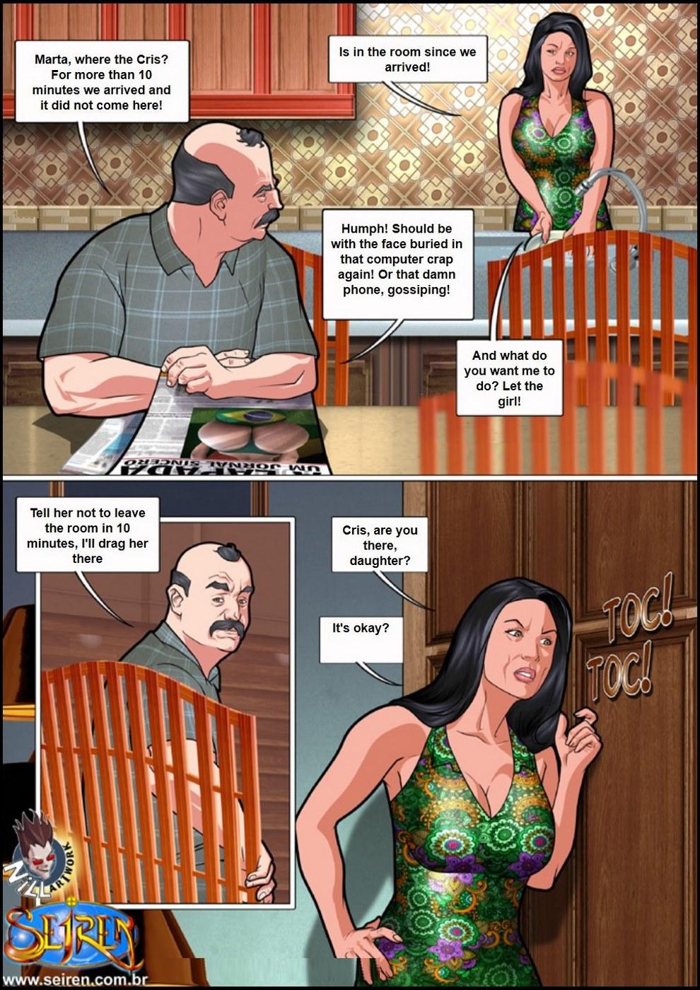 Priminha Gostosa 13- Hot Cousin 1