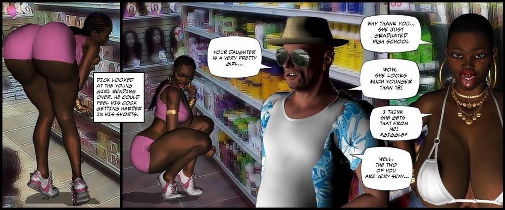 Blackudders- Sugar Daddy