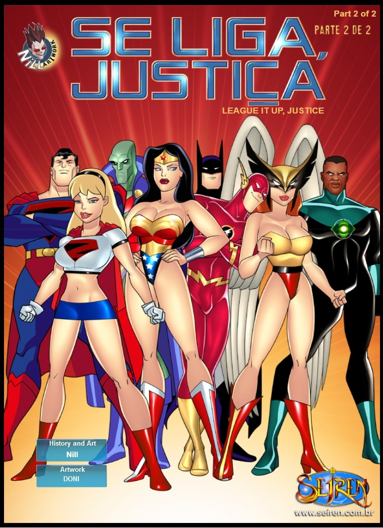 It Up League,Justice 2 (English)- Seiren