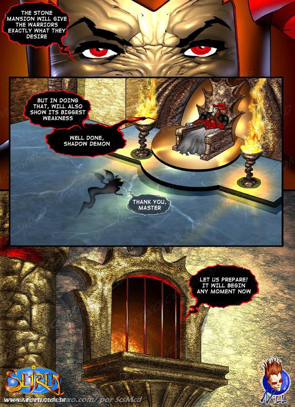 Revelations- Seiren - part 2