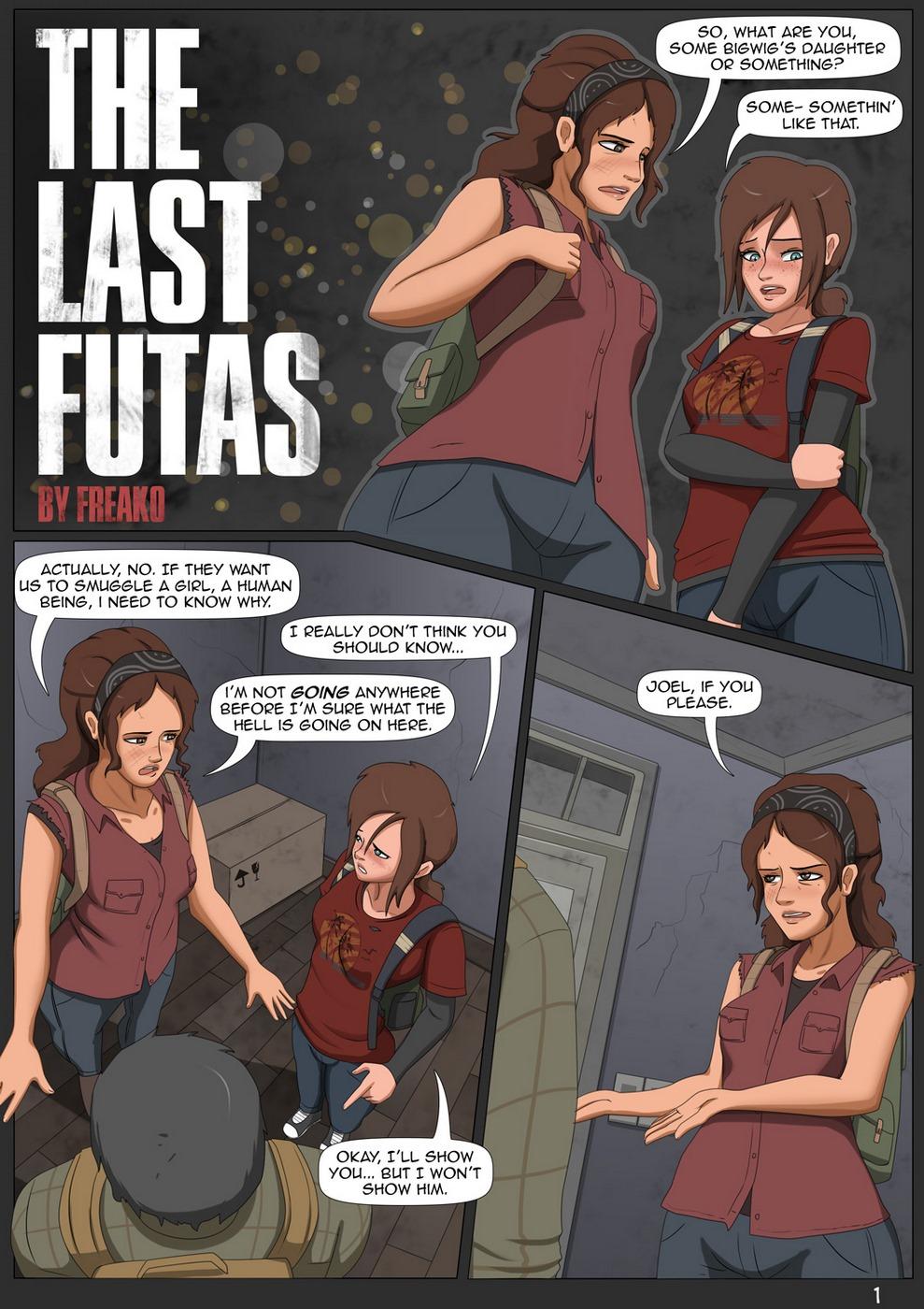 The Last Futas - Last of Us