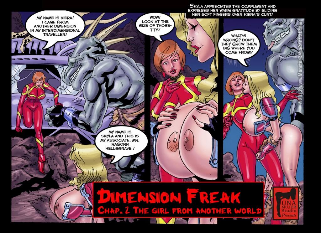 Dimension Freak 02