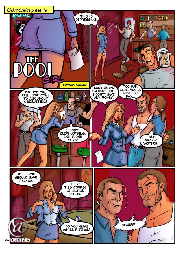 Pool Girl- eAdult