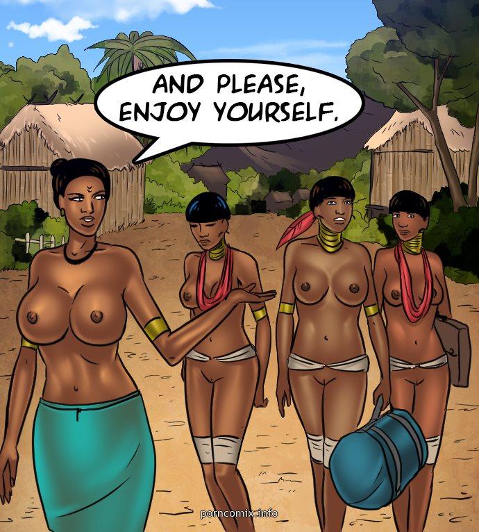sex jungle comics