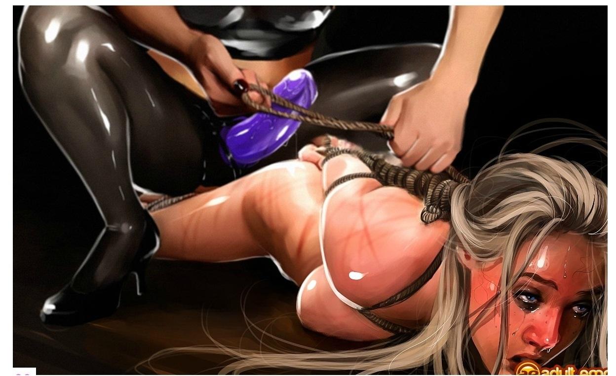 Nicole Heat- BDSM Session with Barbara