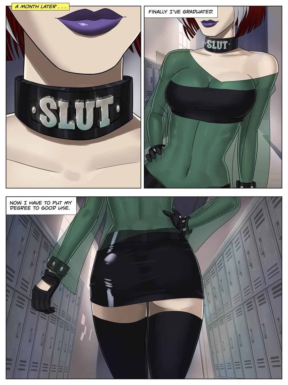 Rogue Lust- Powerslave - part 2