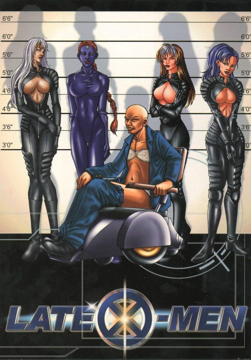 LateX-Men (X-Men)