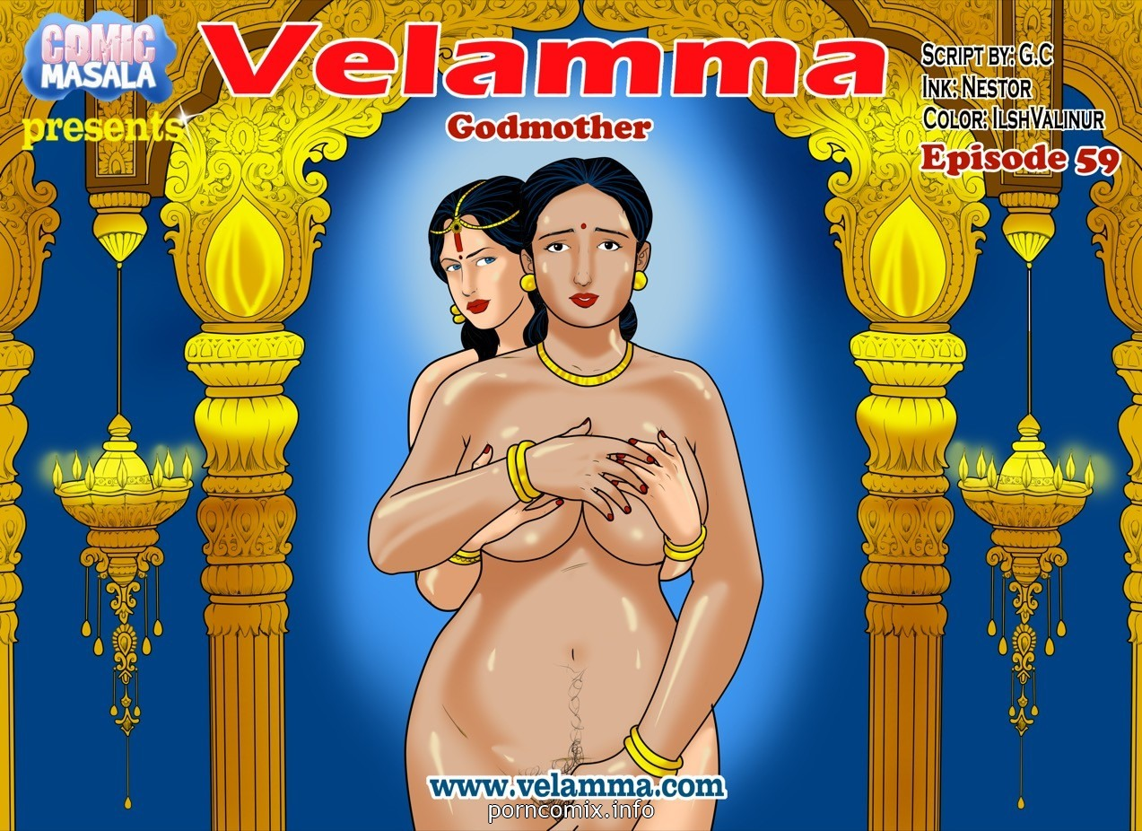 Velamma 59- Godmother
