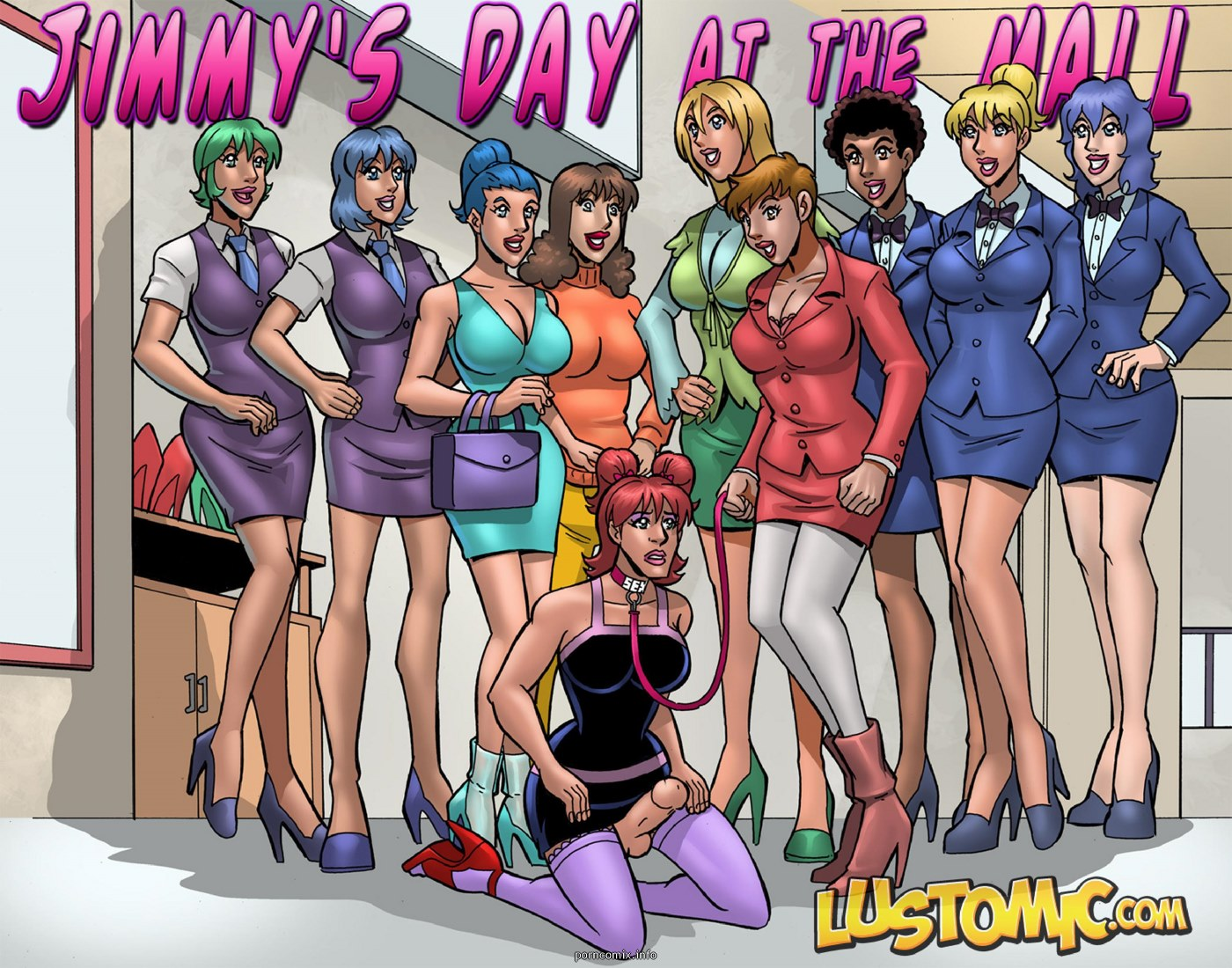 Jimmy\'s Day at the Mall