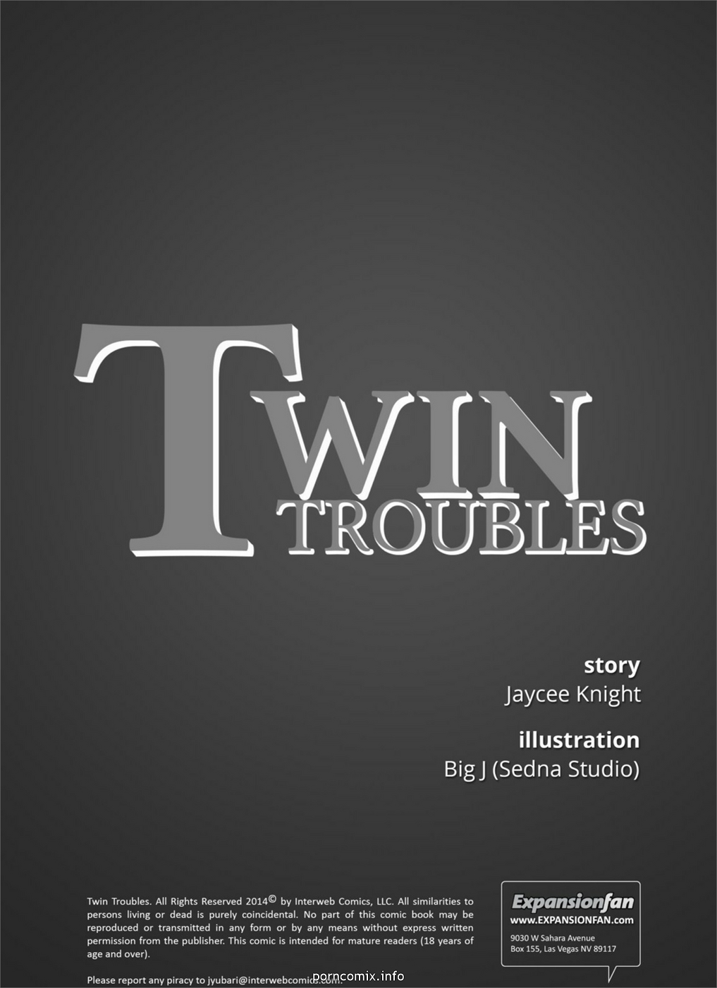 BigJ - Twin Troubles