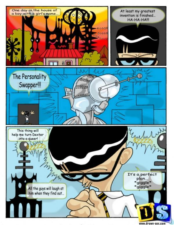 Dexter\'s Laboratory - Special Weapons