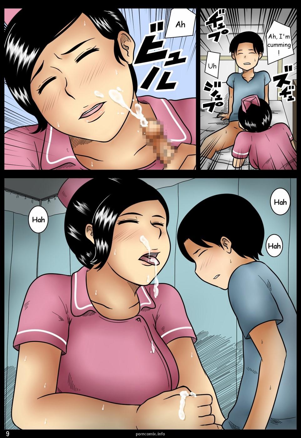 Nurshing Mom