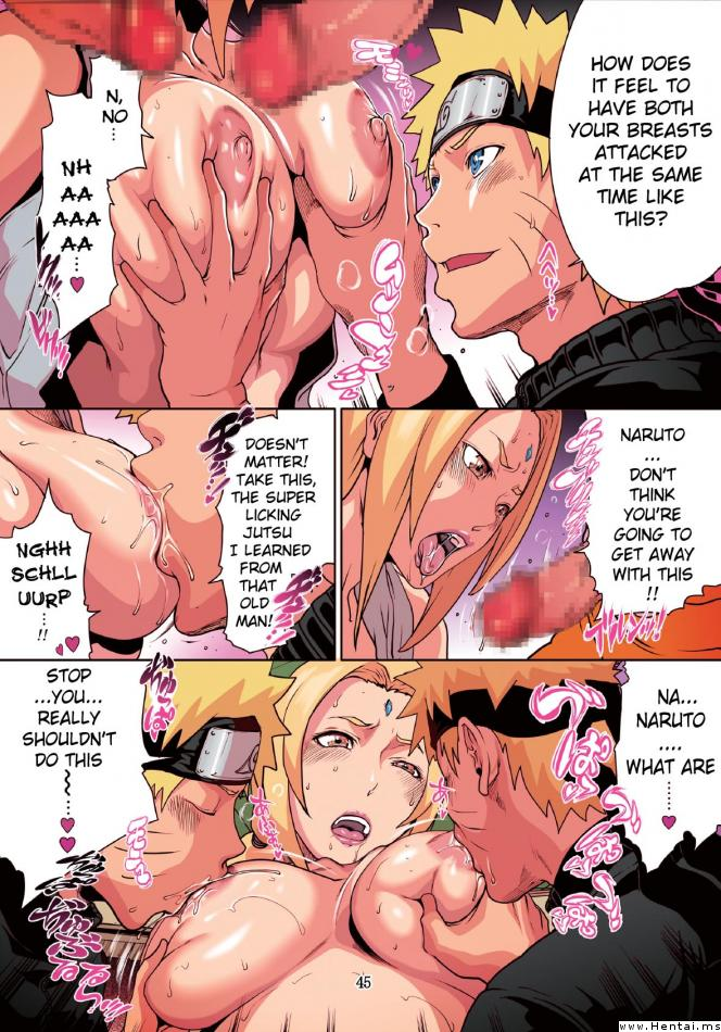 NaruXo - Naru Love 05 (Color)- Naruto